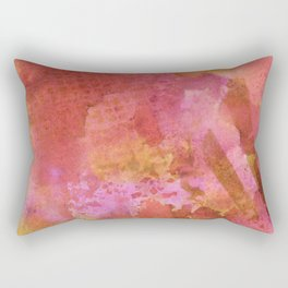 Abstract No. 252 Rectangular Pillow
