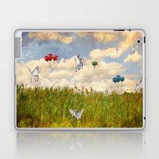 Pegasus and Balloons Laptop & iPad Skin
