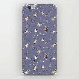 Star Trekking iPhone Skin