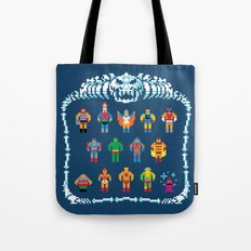 Heroic Masters of the Universe Tote Bag