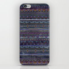 VINTAGE TRIBAL PATTERN iPhone & iPod Skin