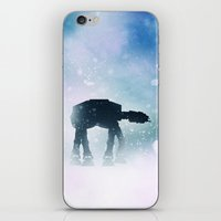 kieren walker iPhone & iPod Skins featuring Walker by Bakus