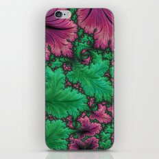 Fern Fractal iPhone & iPod Skin