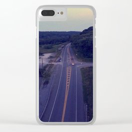 The Bridge - View Clear iPhone Case