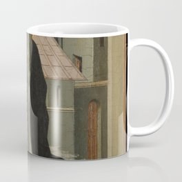 Giovanni di Paolo - Saint Catherine of Siena Exchanging Her Heart with Christ Coffee Mug