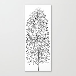Branches and Buds Canvas Print