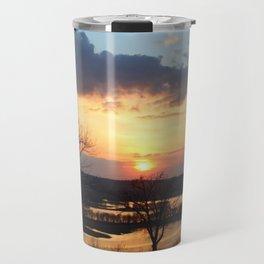 """Sunset Galena"" Travel Mug"