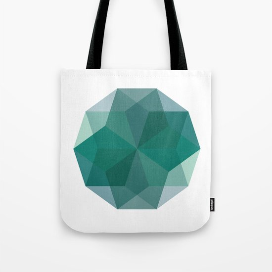 Shapes 011 Tote Bag