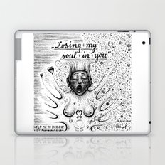 Losing My Soul In You Laptop & iPad Skin