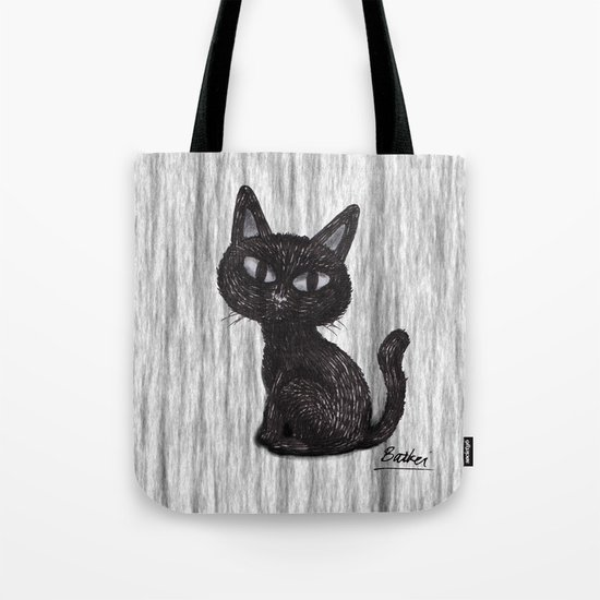 BLACK CAT 2 Tote Bag