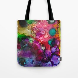 Ink 128 Tote Bag