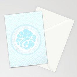 Gusu Lan Logo Stationery Cards