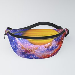 Stars and Planets Fanny Pack
