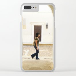 Walk Clear iPhone Case