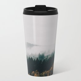 Forest Fog Travel Mug