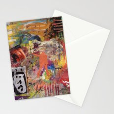 On 50 Brain Cells Stationery Cards