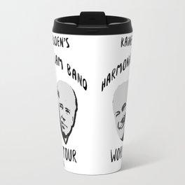 Biden and Kaine's Harmonica Jam Band Tour 2016 Travel Mug