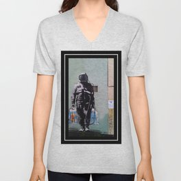 The Spaceman Unisex V-Neck
