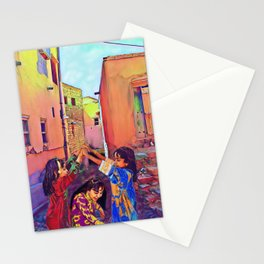Folklore Game Stationery Cards