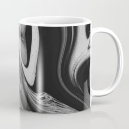 OCEAN - BLACK Coffee Mug