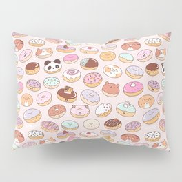 Mmm... Donuts! Pillow Sham
