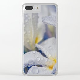 The Wind of Love Clear iPhone Case