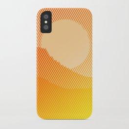 Adiós Amigos iPhone Case