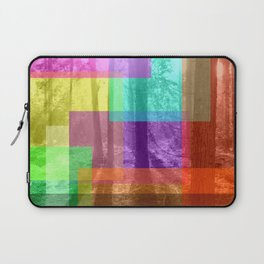 A Forest With Color Laptop Sleeve