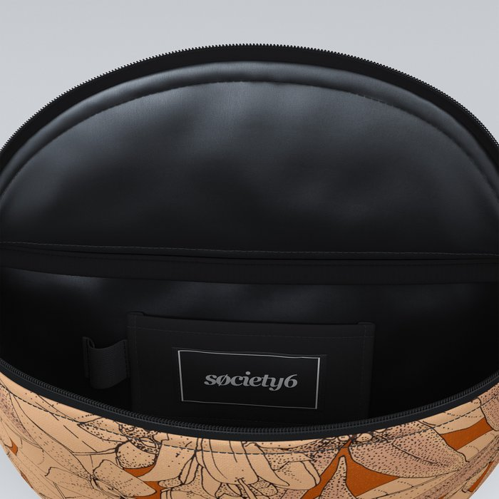 deadly nightshade rust Fanny Pack