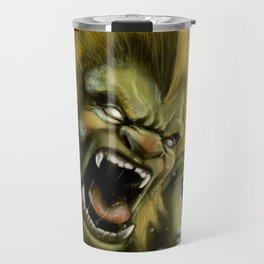 Blanka, Brazilian Street Fighter- Desafío52 Travel Mug