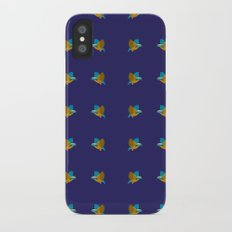 bird pattern iPhone X Slim Case