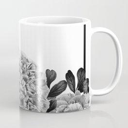 Flowers in the morning Coffee Mug