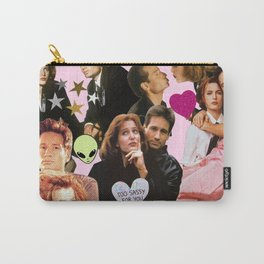Everyone's Favorite FBI Agents Carry-All Pouch