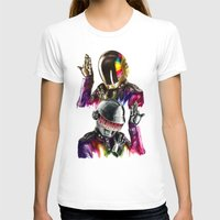 daft punk T-shirts featuring Daft punk  by beart24