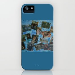 The Impressionists No. 3 COL150215c iPhone Case