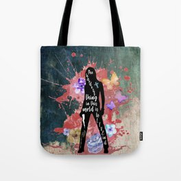Buffy Quote Tote Bag