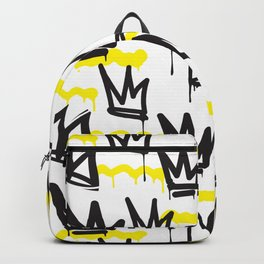 Graffiti illustration 04 Backpack