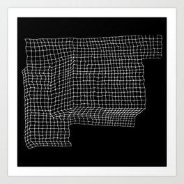 Squarespace N°3 Art Print