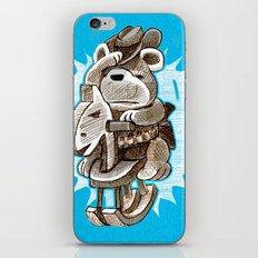 lil cowboy iPhone & iPod Skin
