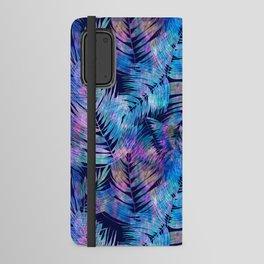 Waikiki Tropic {Blue} Android Wallet Case