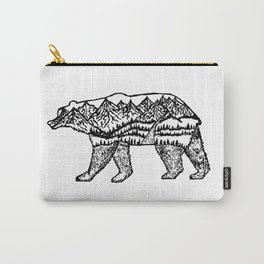Bear Necessities Carry-All Pouch