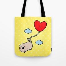Kimmi's Love is 0n Cloud 9 Tote Bag