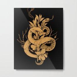 Sage Cleansing Rituals Metal Print