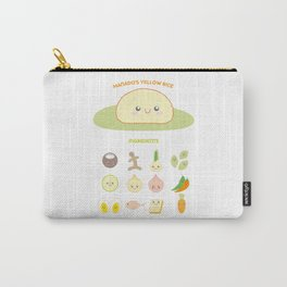 Yellow Rice Manado Carry-All Pouch