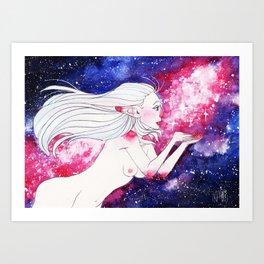 Space vol 2 Art Print