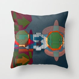 JETSON'S BELT 01 Throw Pillow