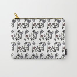Plant-Life Carry-All Pouch
