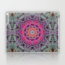 Kale mandala Laptop & iPad Skin