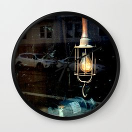 What Light Through Yonder Window... Wall Clock