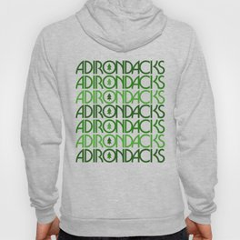 Adirondacks New York Hoody